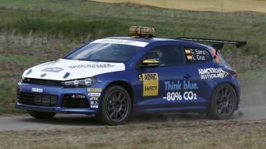 Volkswagen Scirocco R WRC