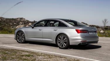 2018 Audi A6 - side