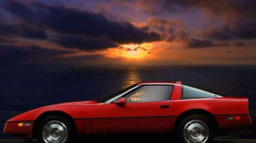 1983 Corvette (C4)