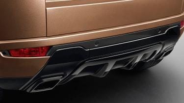 Range Rover Evoque 2014 update