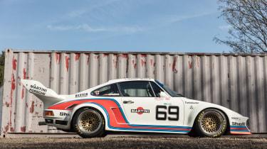 Bonhams Spa Classic - Porsche 934/5