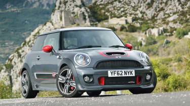 Mini John Cooper Works GP review: Best of 2013