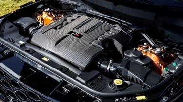 Range Rover Sport SVR engine