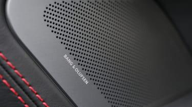 Speaker Aston Martin