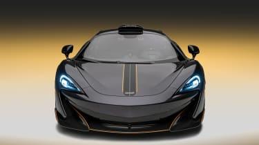 McLaren 600LT MSO - front