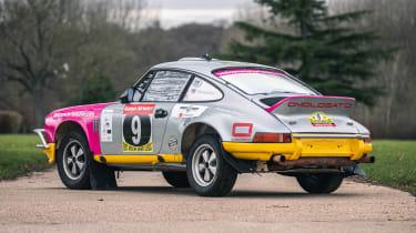 Silverstone Auctions - Porsche Safari rear