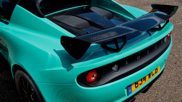 Lotus Elise Cup 250 - Wing