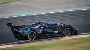 Lamborghini Essenza SCV12 – rear quarter tall