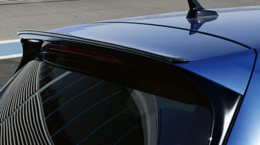 Golf R Performance pack wing
