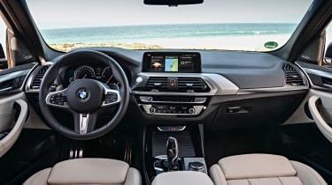 BMW X3 M40i - Interior