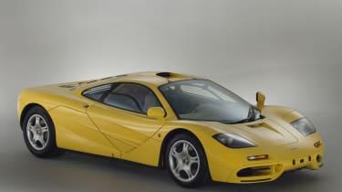 McLaren F1 - front quarter