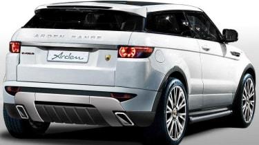 Arden tuned Range Rover Evoque