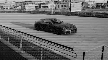 2021 Maserati GranTurismo spy – cam