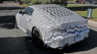 Nissan 400Z spied