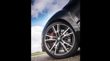 Group shot - RCZ-R wheel
