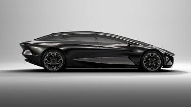 Lagonda Vision concept - side