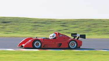 Radical SR3 – side