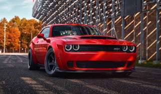 Dodge Demon front