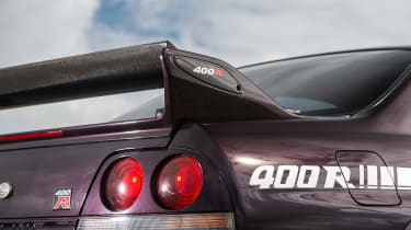 Nissan Nismo 400R – rear light