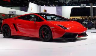 Lamborghini at Frankfurt