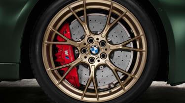 BMW M5 CS - wheels