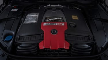 Brabus 700 – engine