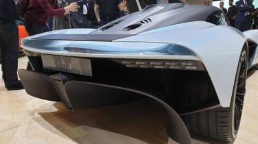 Aston Martin 003 - rear