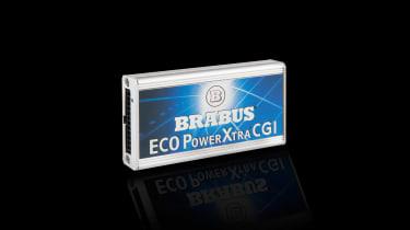 Brabus kits for Mercedes E-Class Estate chip