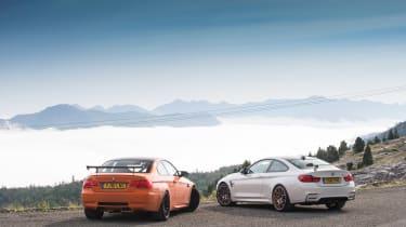 BMW M3 & M4 GTS - rear static
