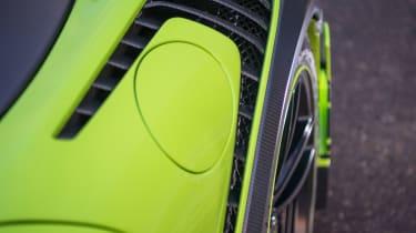 TechArt GTStreet R - Wheelarch vent