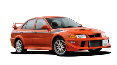 10 best manuals: Mitsubishi Evo VI Makinen