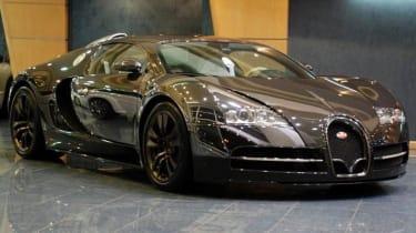 Bugatti Veyron Vincero