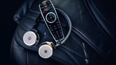 Mercedes-Benz S-class – remote