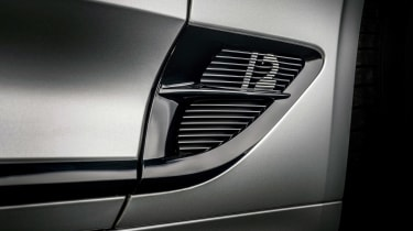 2021 Bentley Continental GT Speed - static vent