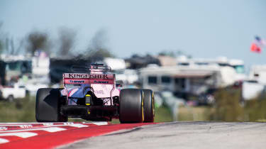 F1 2017 Austin - FI
