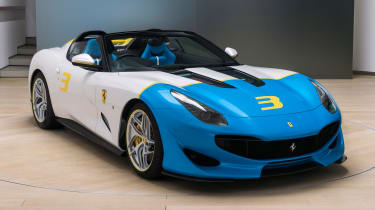 Ferrari SP3JC front