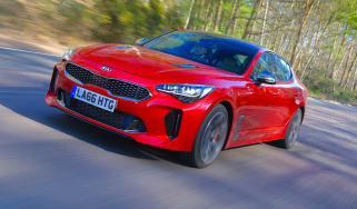 Kia Stinger header