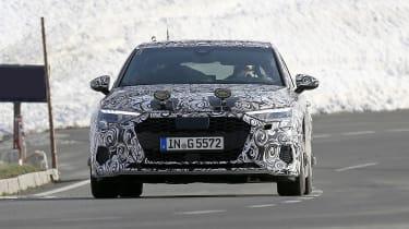 Audi A3 spy 2019 - nose