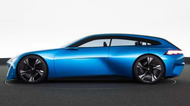 Peugeot Instinct Concept - side profile