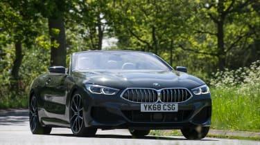 BMW 840d xDrive Convertible