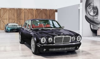 Jag XJ6 by Jag Heritage - front quarter