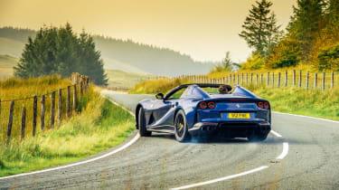 812 GTS – rear