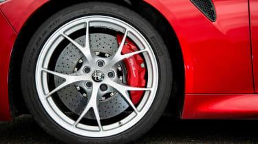 Alfa Romeo Giulia Quadrifoglio –wheel