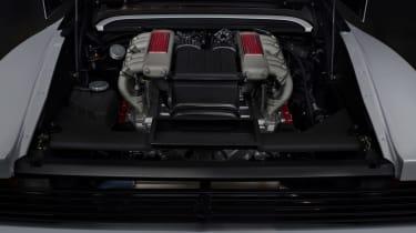 Officine Fioravanti Testarossa – engine bay