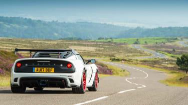 Lotus Exige 380 Cup - rear