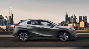Lexus UX profile
