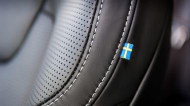 Volvo V60 interior detail