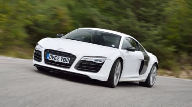 Audi R8 V10 Plus review: Best of 2013