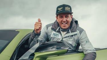 Continental GT Pikes Peak record - millen