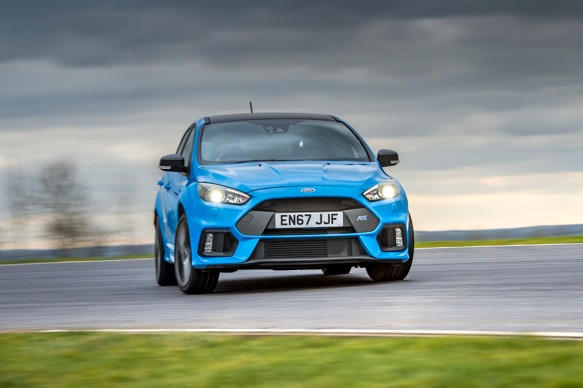 New Ford Focus Rs Edition Review Does A Diff Make All The Difference Evo